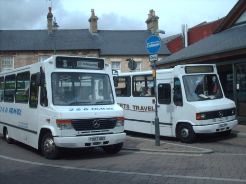 JD Travel & Herberts Travel at Biggleswade